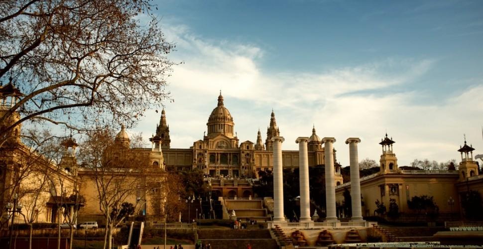 Hoteles de 5 estrellas en Barcelona